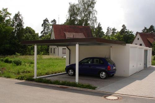 carport anbau carport garage stahl1. Black Bedroom Furniture Sets. Home Design Ideas