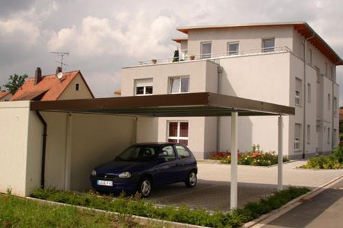 carport anbau carport garage stahl3. Black Bedroom Furniture Sets. Home Design Ideas